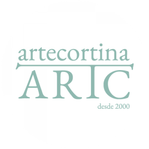 Logo blanco artecortina