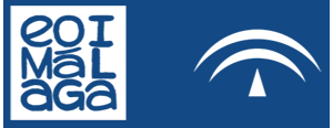 logotipo eoi málaga